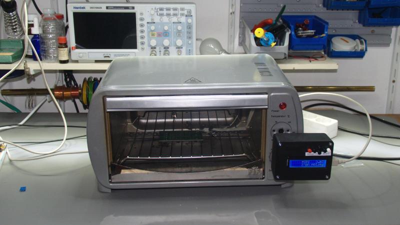 my reflow oven